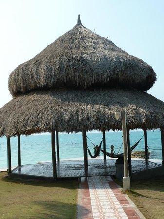 Punta Faro: area de descanso