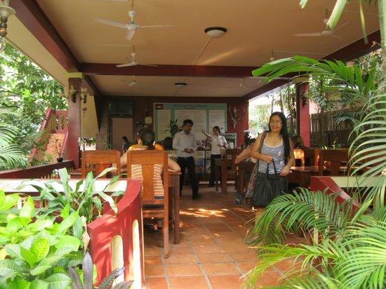 Bou Savy Guest House: Bou Savy Dining Area