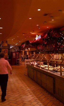 French Market Buffet : Interior