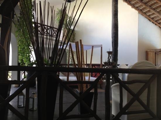 Hotel Riviera del Sol: Area de relax