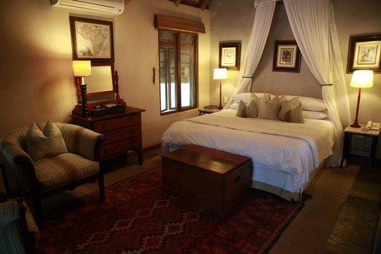 andBeyond Ngala Safari Lodge: Room