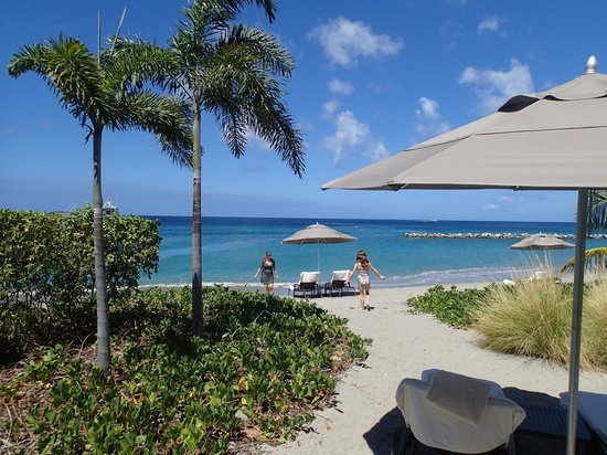 Four Seasons Resort Nevis, West Indies: View from Cabana