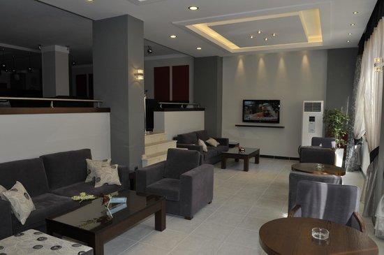 Arion Hotel: Lobby