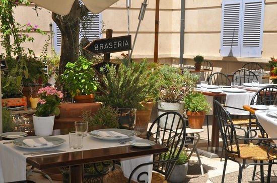 Restaurante misa braseria en palma de mallorca con cocina - Cocinas palma de mallorca ...