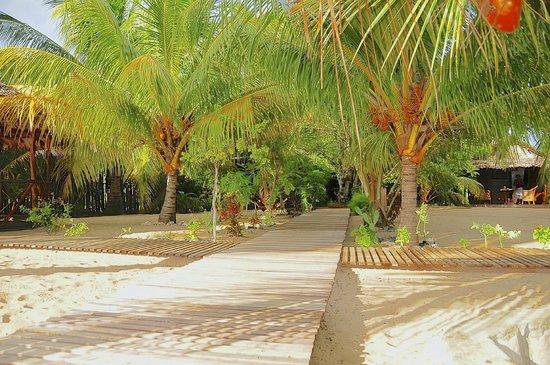 Doany Beach : Le Jardin