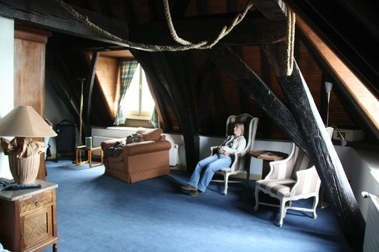 Hampshire Hotel - 's Gravenhof Zutphen: Wonderful suite