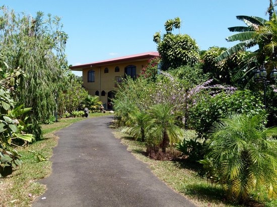 Vista Linda Montaña: Ansicht vom Eingangstor aus