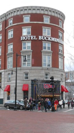 Boston Hotel Buckminster: Uno conveniently located in building