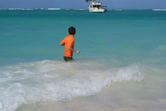 Grand Bahia Principe Turquesa: playa