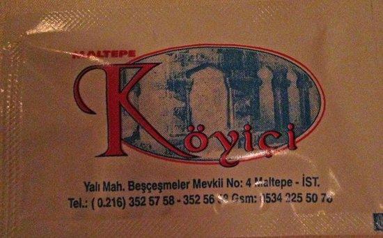 Koyici Restaurant