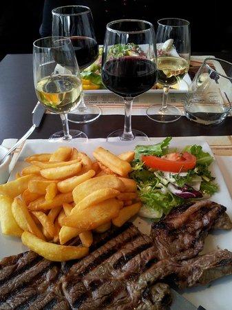 Autour du vin voiron restaurant avis num ro de t l phone photos tripadvisor - Cuisine des sables voiron ...