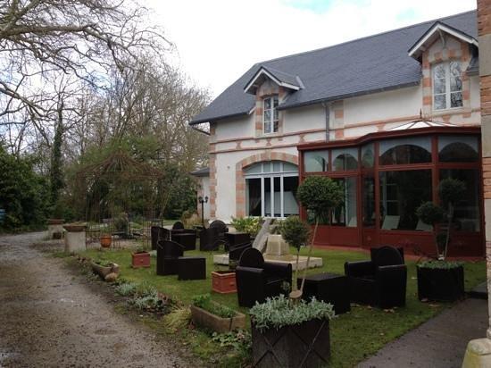 Hotel Le Pavillon du Chateau de Garrevaques : côté Spa