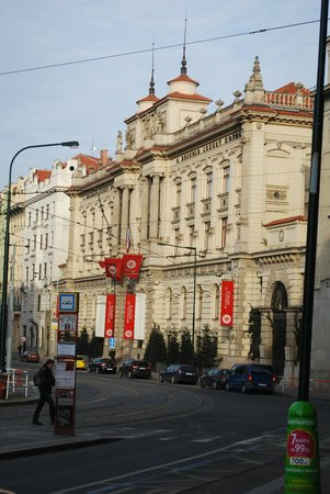 Boscolo Prague, Autograph Collection: Stately Hotel!