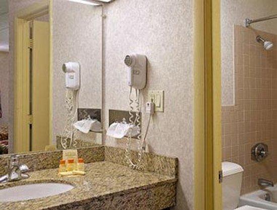 Days Inn Oak Ridge Knoxville: Bathroom