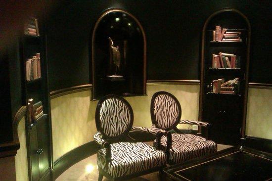 Hotel Meyrick: lobby