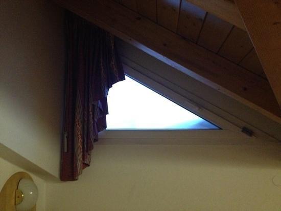 Hotel Cielo Blu: our window
