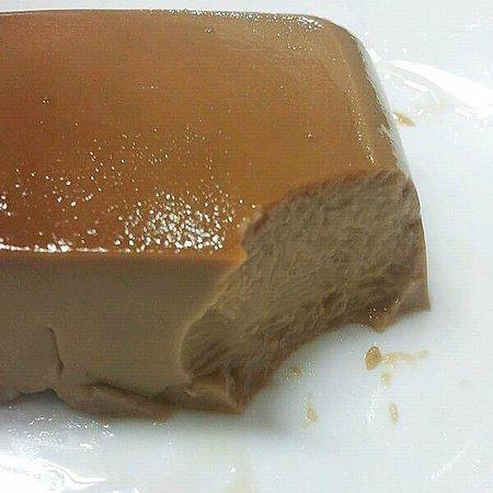 Meson Restaurante O Forno: Flan de café casero