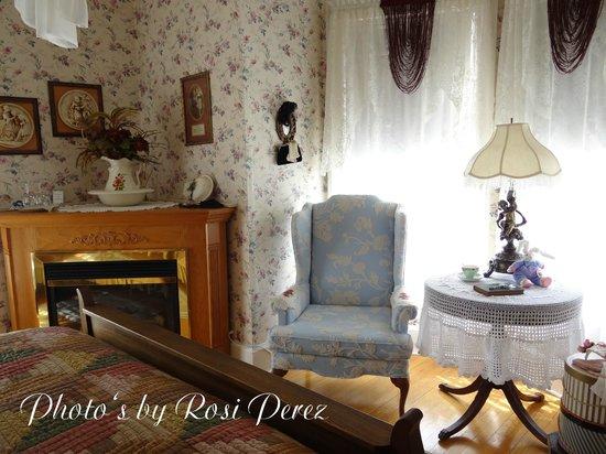 Aldrich Guest House: R.H. McClellan Suite