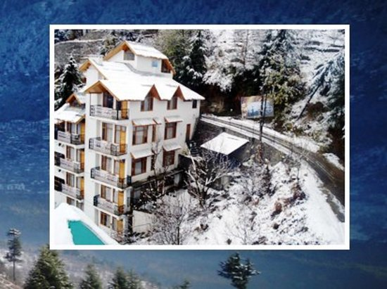 The Bliss Cottage: Hotel Bliss Manali