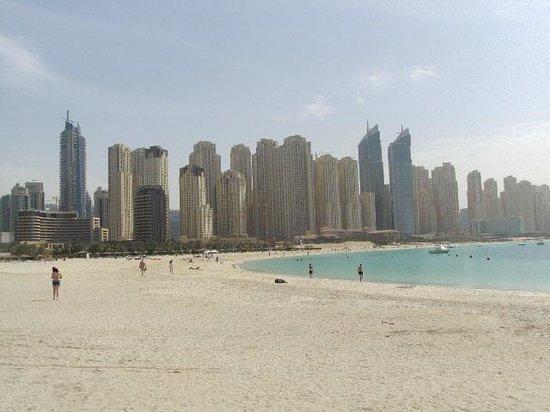Le Royal Meridien Beach Resort & Spa: la spiaggia