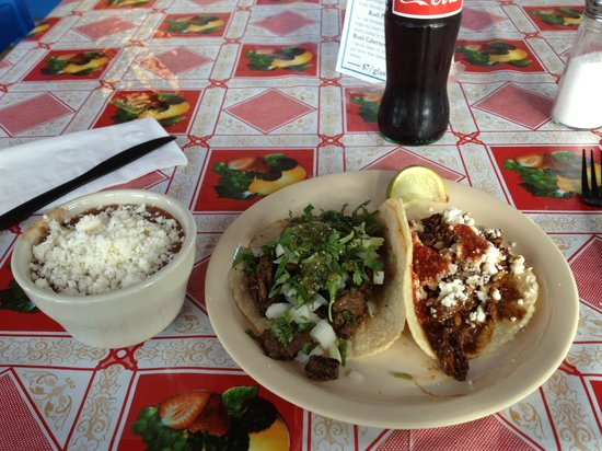 Pinches Tacos: TRUE TASTE OF AUTHENTICITY!
