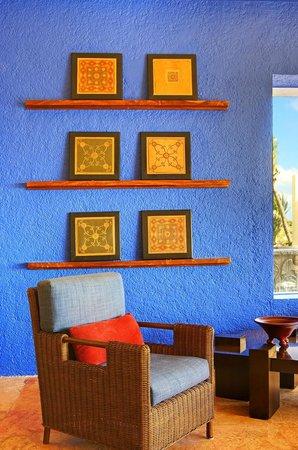 The Westin Resort & Spa Cancun : Lobby detail