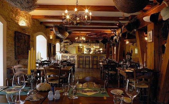Auberge de Provence : restaurant 2