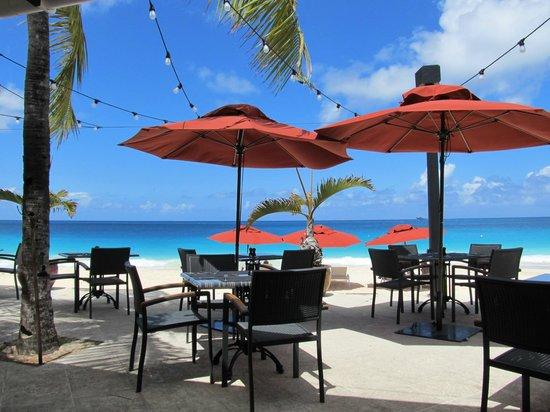 Straw Hat Restaurant: Lovely View