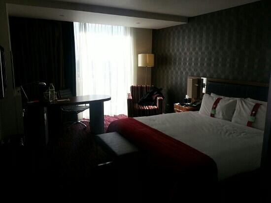 Holiday Inn Manchester MediaCityUK: executive room 1618