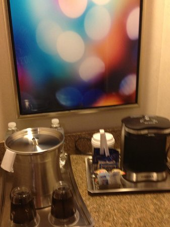 Hilton Atlanta Airport : Coffee bar