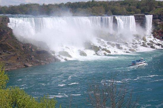 Mahren House: the Falls