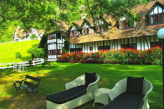 The Lakehouse, Cameron Highlands: Le jardin