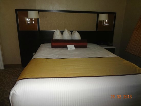 Staybridge Suites Times Square - New York City: Queen Bed