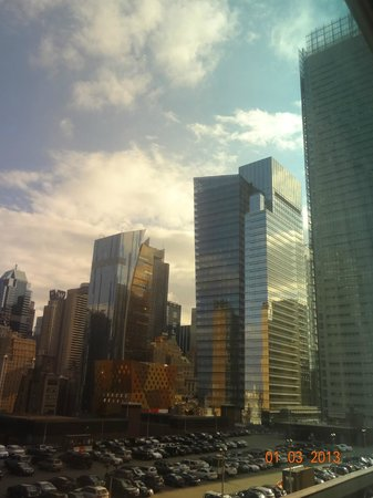 Staybridge Suites Times Square - New York City: View from room