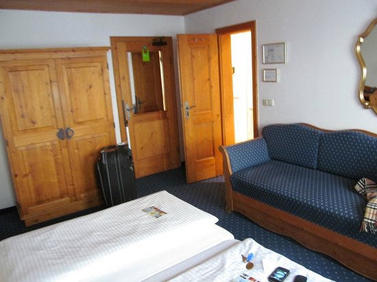 Hotel Obermaier: Double room