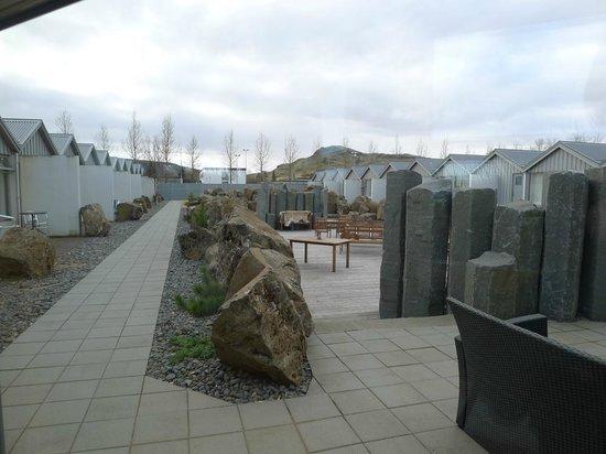 Icelandair Hotel Fludir: Außenbereich
