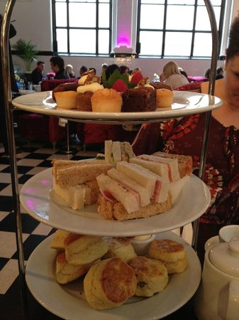 Afternoon Tea Picture Of The Print Room Bournemouth
