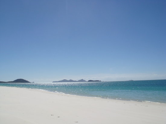 Whitehaven Beach: ;) no comment