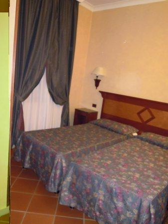 فندق كورونا دي إيطاليا: Hotelzimmer
