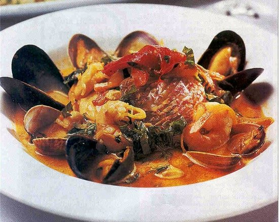 Saffron Mussel Stew Recipes — Dishmaps