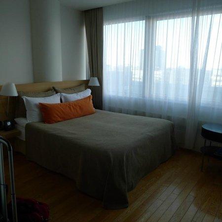 Hilton Reykjavik Nordica: Zimmer
