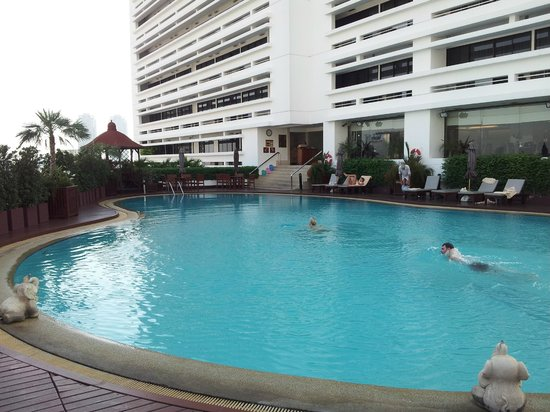 Centre Point Hotel Silom: Pool at Centre Point Silom