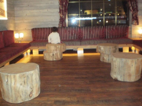 Hotel Cristallo: Bar