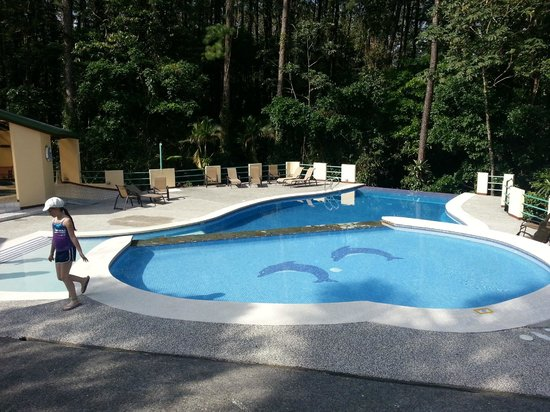 Arenal Observatory Lodge & Spa: Pool area