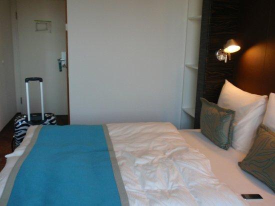 Motel One Wien Westbahnhof: Zimmer