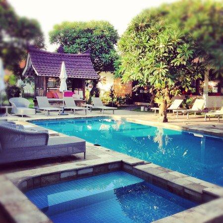 Hotel Puri Tempo Doeloe: piscina