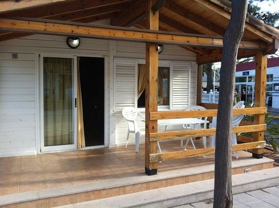 Bonterra Park Camping and Bungalows: casa n9