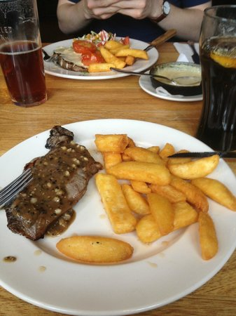 Rose & Crown: Lunch