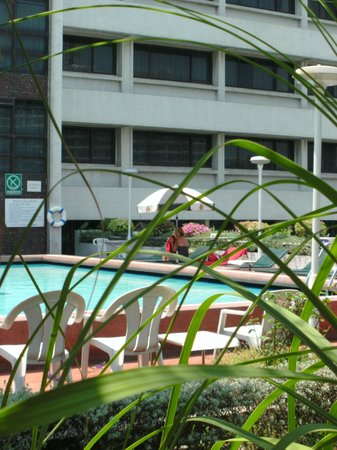 Asia Hotel Bangkok: 12th Floor swimming pool
