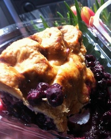 Pie In The Sky Bakery: Maine Blueberry:)